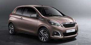 Peugeot 108 2015 (Foto: Divulgação)
