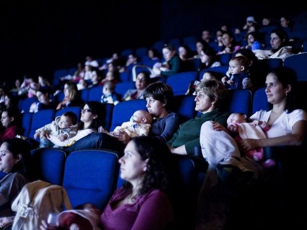 Seções de cinema do Cinematerna começam no dia 29 deste mês em Uberlândia (Foto: Cinematerna/Divulgação)