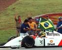 O jejum na F1 e os ídolos descartáveis