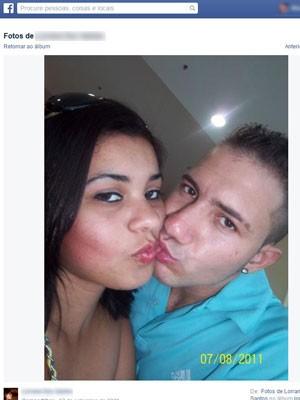 William e Lorrane eram casados desde 2009 (Foto: Reprodução/ Facebook)