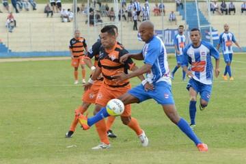 Segunda Divisão cameponato Paulista Atibaia x Nacional-SP (Foto: Rodrigo Corsi/FPF)