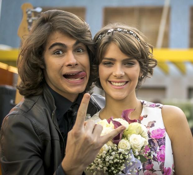 Pela primeira vez, a Globo concorre ao prêmio Emmy Kids de melhor série com Malhação Sonhos (Foto: CEDOC Globo)