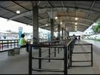 Greve de ônibus deixa passageiros sem condução em Olinda (PE)