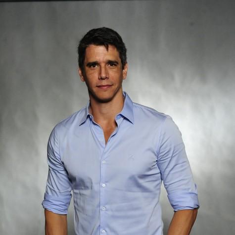 Márcio Garcia (Foto: Estevam Avellar/TV Globo)