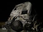 Acidente entre caminhão-tanque e 12 veículos mata 3 e fere 15 no Paraná