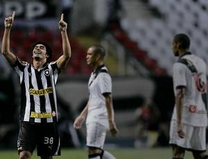 Bruno Mendes botafogo gol vasco (Foto: Ernesto Carriço / Agência Estado)