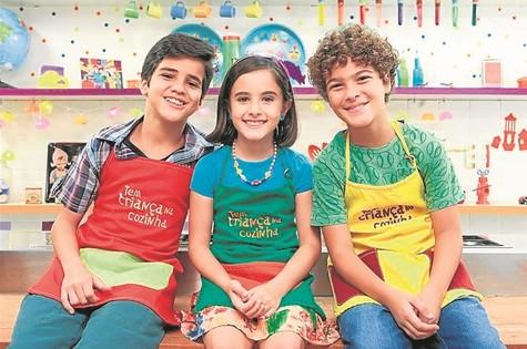 Drico Alves, Lara Araújo e Thiago Lopes (Foto: Divulgação)