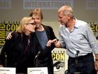 Comic-con: Harrison Ford e elenco de primeiro 'Star Wars' surpreendem fãs