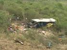 Acidente com ônibus no sudoeste da Bahia deixa 7 mortos e 43 feridos