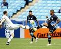 Walace e Grohe recebem 3º amarelo e desfalcam o Grêmio contra o Cruzeiro