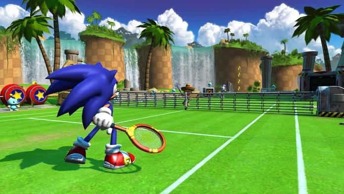 Sega Superstar Tennis (Foto: Divulgação/Sega)