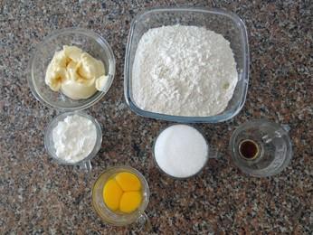 Ingredientes (Foto: Katherine Coutinho/G1)