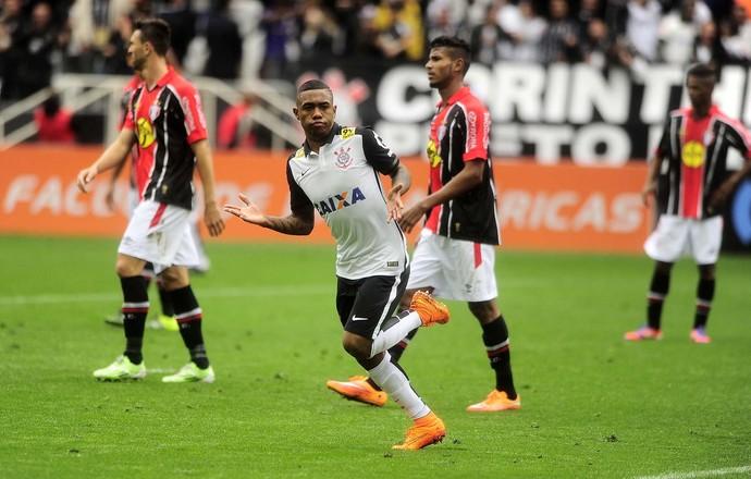 Corinthians Malcom Joinville (Foto: Marcos Ribolli)
