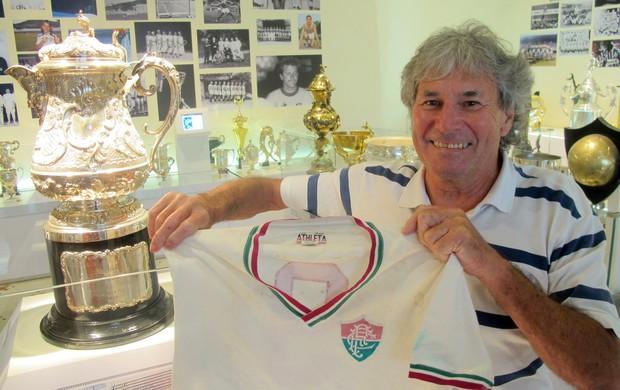 Mickey, Fluminense (Foto: Leonardo Filipo / Globoesporte.com)