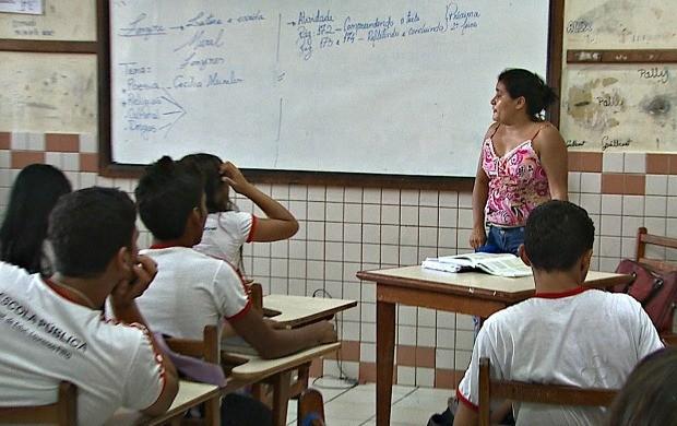 Dia do Professor e os desafios da profissão (Foto: Acre TV)