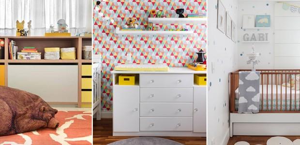 quarto-de-bebê-projetos (Foto: Casa e Jardim)