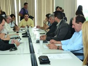 Sessão extraordinária ocorreu na tarde desta sexta-feira (23) (Foto: Divulgação/Hisraufre Emiliano/ALE-RR)