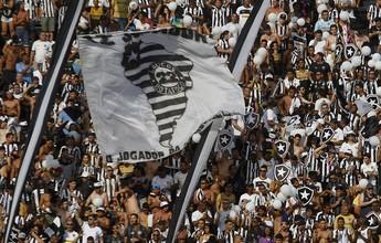 Botafogo x Coritiba: ingressos à venda a sócios para jogo do dia 29, na Arena