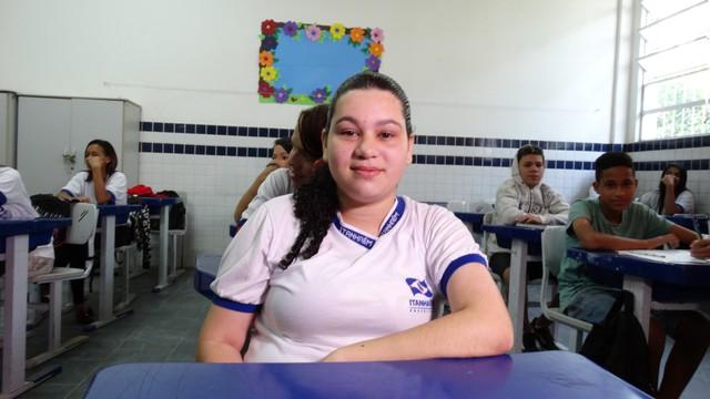 Ana Paula dos Santos Nascimento - 1ª Colocada - Comissão Julgadora (Foto: Renata Lins)