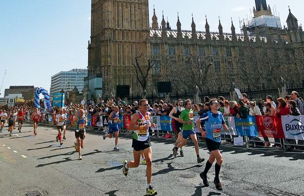 Maratona Inglaterra (Foto: Divulgação)