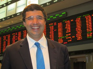 André Esteves, CEO do banco BTG Pactual, disse estar orgulhoso com resultados