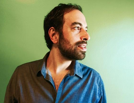 O escritor mineiro Jacques Fux (Foto: Maria Eduarda de Carvalho)