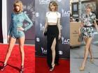 Taylor Swift faz seguro para as pernas no valor de R$ 125 milhões, diz jornal