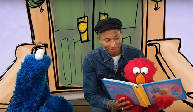 Pharrell Williams, o artista mais versátil da face da Terra (Foto: Reprodução)