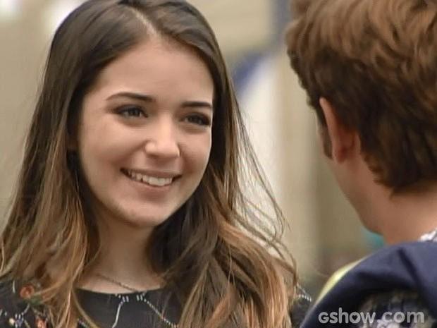 Flaviana quis fazer uma surpresa pra Serguei (Foto: Malhação/ TV Globo)