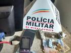 Após denúncias, PM apreende drogas e arma de fogo no Noroeste de MG