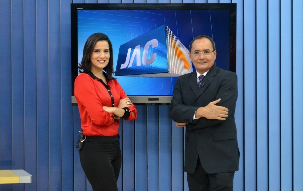 Júnia Vasconcelos se despede e Ayres Rocha volta nesta quarta-feira (01) (Foto: Hellen Monteiro/ Rede Amazônica)