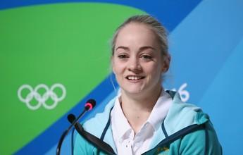 """Australiana supera 11 anos de abuso para competir no Rio: """"Libertador"""""""