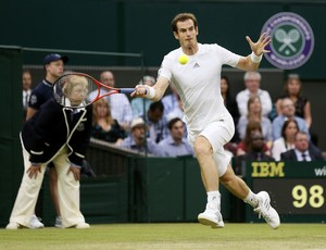 andy murray wimbledon tenis (Foto: Reuters)