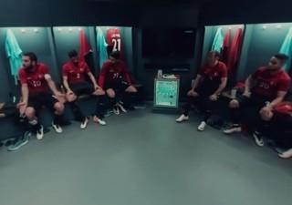 Nike Football Sunar: Devre Arasi Konuşmasi (Foto: Reprodução/Youtube)