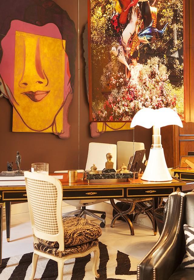 Como organizar um home office (Foto: Emilia Brandão/Arquivo Vogue)