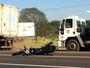 Homem morre após sofrer acidente no trevo de Talhado em Rio Preto