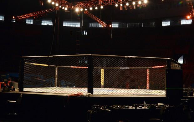 UFC RIO 5 EM TEMPO REAL (André Durão / Globoesporte.com)