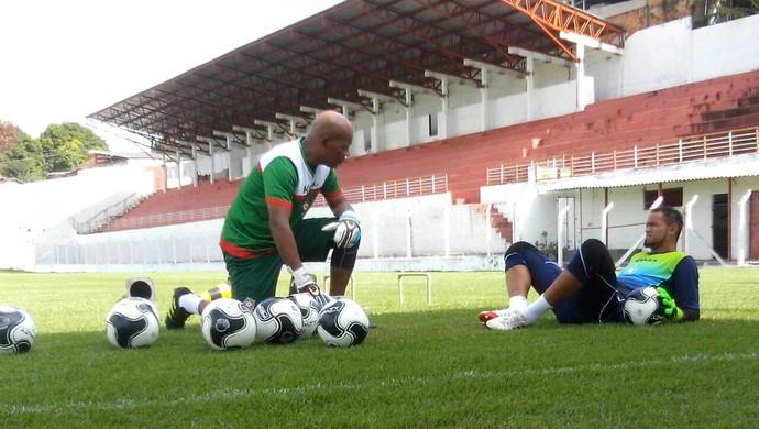 Júlio Aranha, preparador de goleiros (Foto: Divulgação / Arquivo Pessoal)