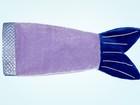 Passo a passo: aprenda a fazer cobertor cauda de sereia para o frio