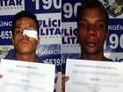 Alunos de academia agridem ladrões após roubo em Cuiabá e 2 são presos