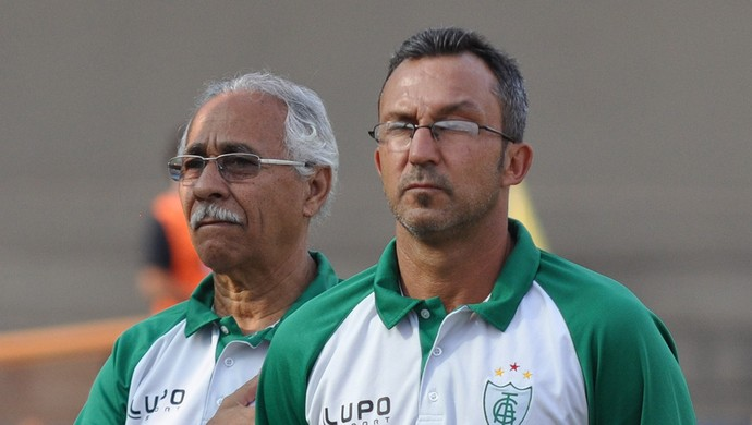 Claudio Prates América-MG (Foto: Assessoria AFC)