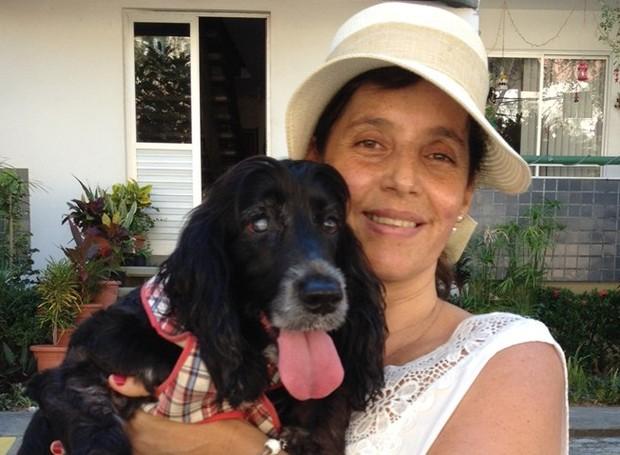 Ana Paula descobriu câncer de pele durante Bem Estar Global  (Foto: Divulgação)