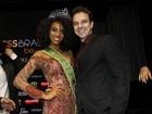 Namorado de Raissa Santana fala sobre expectativa para Miss Universo