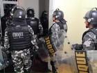 Detentos de cadeia pública em Irati fazem rebelião contra superlotação
