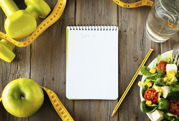 A nutricionista Michelle Gallant, de Havard, recomenda prestar atenção nos efeitos da comida no nosso organismo: o que nos faz bem, o que nos faz mal, o que precisamos comer (Foto: Think Stock)