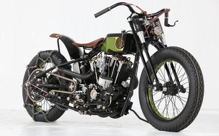 Mundial; customização; Thunderbike; motos; LC Fabrications (Foto: Onno Wieringa/Frank Sander/Divulgação)