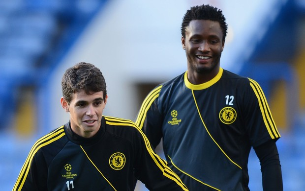 Mikel Oscar Chelsea (Foto: Getty Images)