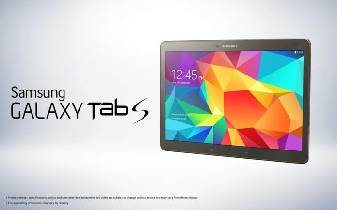 Galaxy Tab 10.5 S deve chegar na próxima quinta-feira (12) com funções importadas do S5 (Foto: Reprodução/SamMobile)