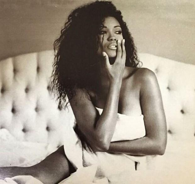 Isabel Fillardis também já trabalhou como modelo (Foto: Reprodução/Instagram)