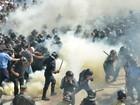 Segundo policial ucraniano morre após confrontos diante do Parlamento